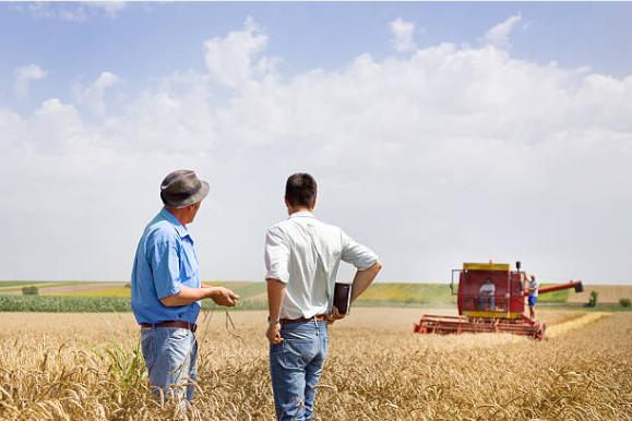 Trabajo agrario. Convenio de Cooperación para el Fortalecimiento del Sector Rural