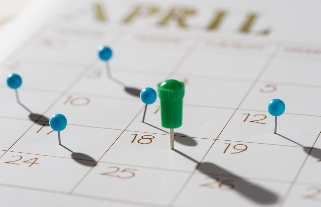 Santa Fe. Calendario fiscal 2018. Ingresos Brutos y Sellos