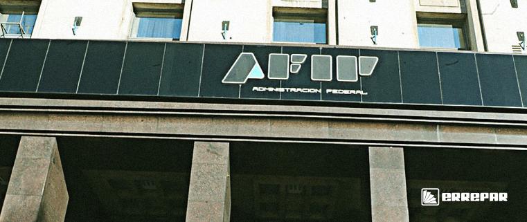 AFIP. Capacidad Económica