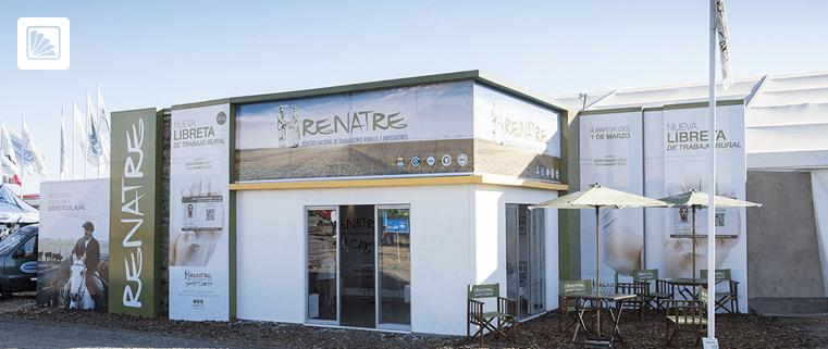 Trabajadores rurales podrán obtener su DNI en el RENATRE