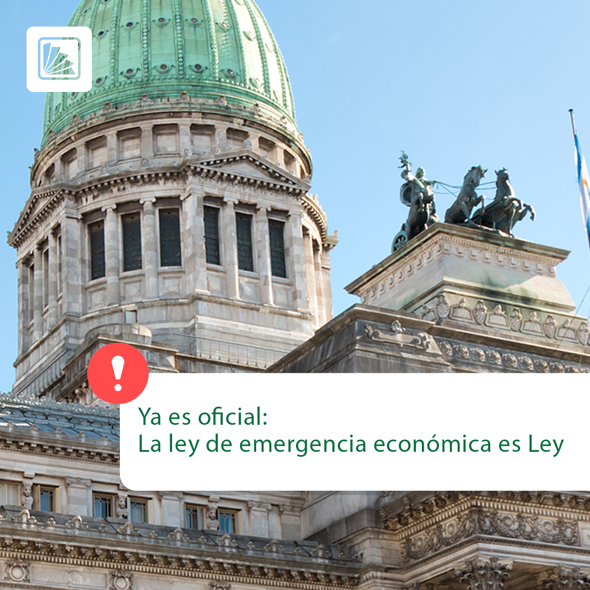 ley de emergencia